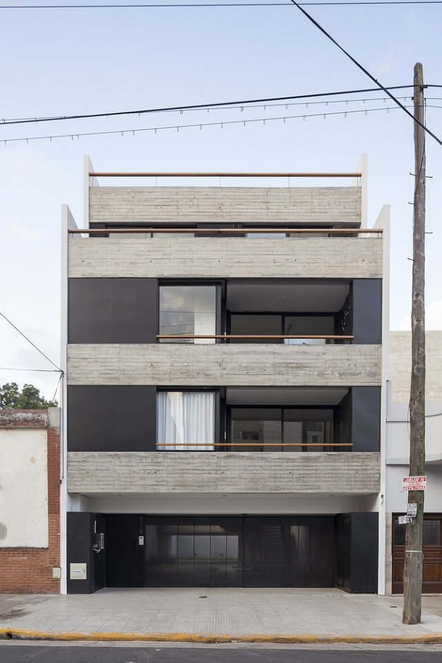 Argentina: Edificio Donado 2325, Buenos Aires - Estudio NDG + Lautaro Malnatti
