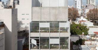 Argentina: Edificio Bonpland 2169, Buenos Aires – Adamo-Faiden Arquitectos