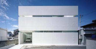 Japón: Casa en Takamatsu - FujiwaraMuro Architects