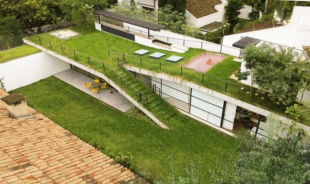 Brasil: Casa Verde, São Paulo - AMZ Arquitetos