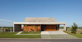 Argentina: Casa N - A3 Luppi Ugalde Winter