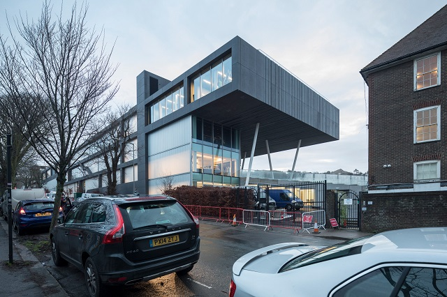 Inglaterra: School of Science and Sports, Brighton College - OMA