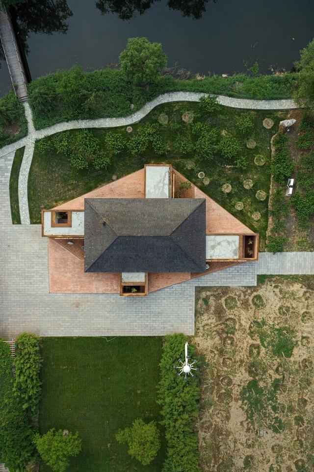 China: Casa en Tangshan - Arch Studio