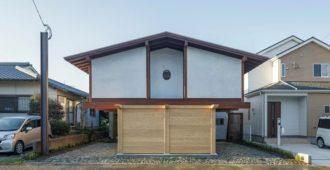 Japón: Casa en Izumi - Toru Shimokawa Architects