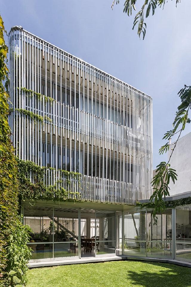 Argentina: Casa Holmberg, Buenos Aires - Estudio Borrachia Arquitectos
