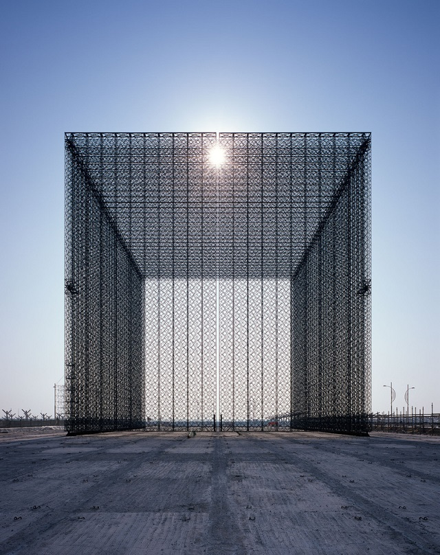 Portales de acceso, Expo 2020 Dubai - Asif Khan
