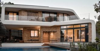 Irán: Casa en Zibadasht - BeraNia Office