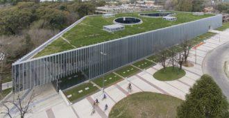 Argentina: Cero + Infinito, Facultad de Ciencias Exactas y Naturales de la Universidad de Buenos Aires - Rafael Viñoly Architects