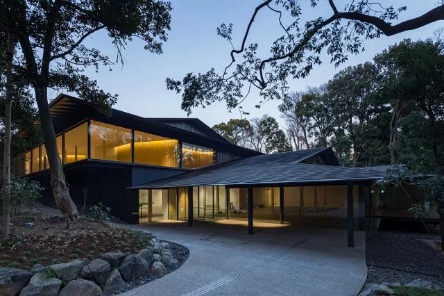 Japón: Museo Meiji Jingu, Tokio - Kengo Kuma & Associates