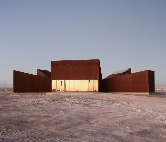Chile: C.I.D - Centro de Interpretación del Desierto - Emilio Marín + Juan Carlos López