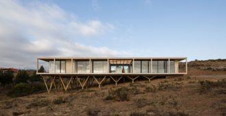 Chile: Casa Muelle - SAA  Arquitectura + Territorio