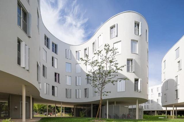 Francia: 45-47 Avenue du Maréchal Fayolle – SANAA