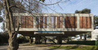 Argentina: Casa del árbol - Estudio Botteri-Connell