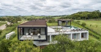Brasil: Casa Cigarra, São Paulo - FGMF Arquitetos