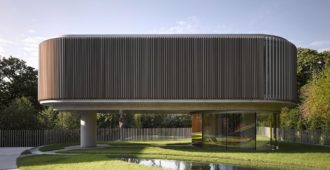 Reino Unido: Casa en Coombe Park, Londres - Eldridge London Architects and Designers