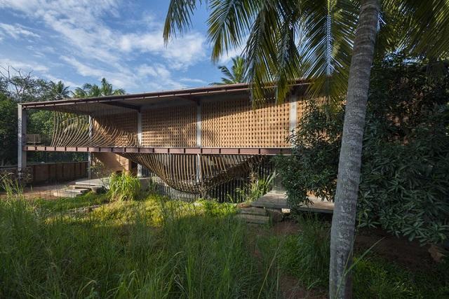 India: Casa en Mananthala - Wallmakers