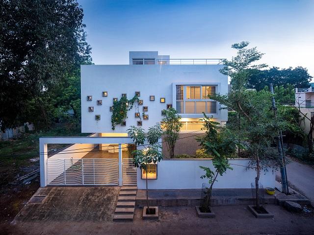 India: Casa Bellary - Gaurav Roy Choudhury Architects