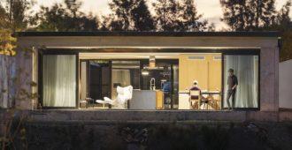 Uruguay: Casa Lagos - MAPA