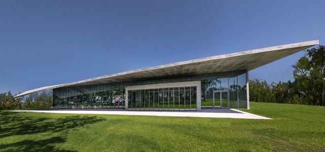 Estados Unidos: Escuela de Arquitectura de la Universidad de Miami - Arquitectonica
