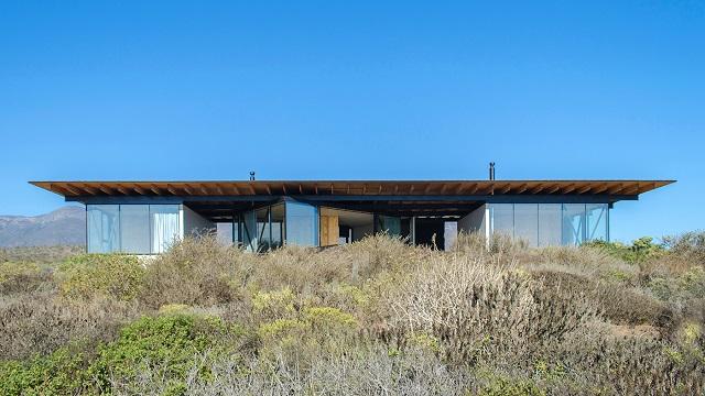 Chile: Casa para invitados 8Q - 3370 Studio