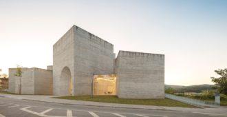 Portugal: Centro de Interpretación del Románico - spaceworkers