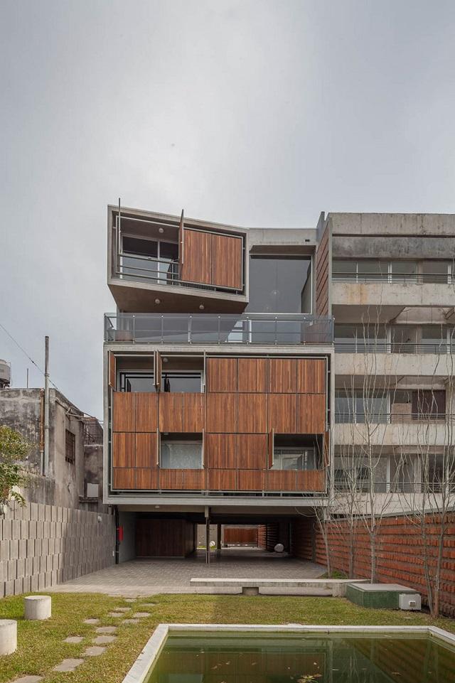 Argentina: Mosconi III, Buenos Aires -  Frazzi Arquitectos