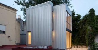 Argentina: PH Scalabrini Ortiz, Buenos Aires - Kohan Ratto Arquitectos
