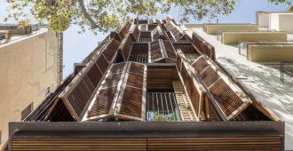 España: Viviendas para 4 amigos, Barcelona - Lola Domènech y Lussi + Partner
