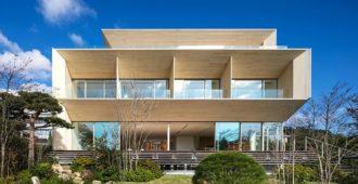 Japón: Villa Shiro, Shizuoka - Kengo Kuma and Associates