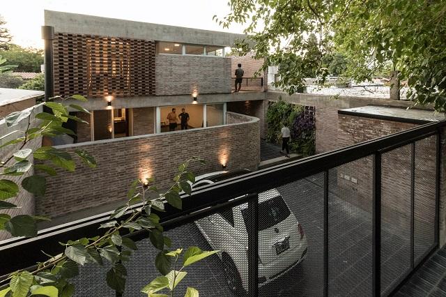 Argentina: Edificio Martinez 3458, Mendoza - Primer Piso Arquitectos