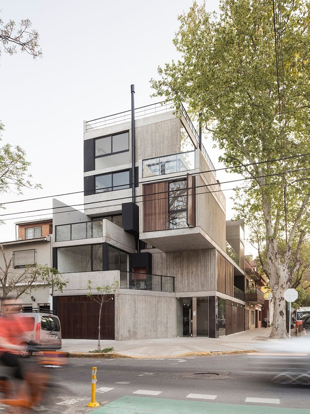 Argentina: Urban Style 2, Buenos Aires - F2M Arquitectos