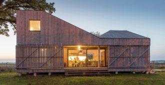 República Checa: Casa Zilvar - ASGK Design