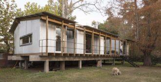 Argentina: Casa Dique Luján - FRAM arquitectos