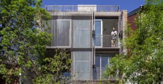 Argentina: Edificio Laprida, Rosario - Guidi + Hernández Arquitectos