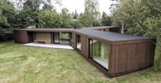 Dinamarca: Villa Korup - Jan Henrik Jansen + Marshall Blecher