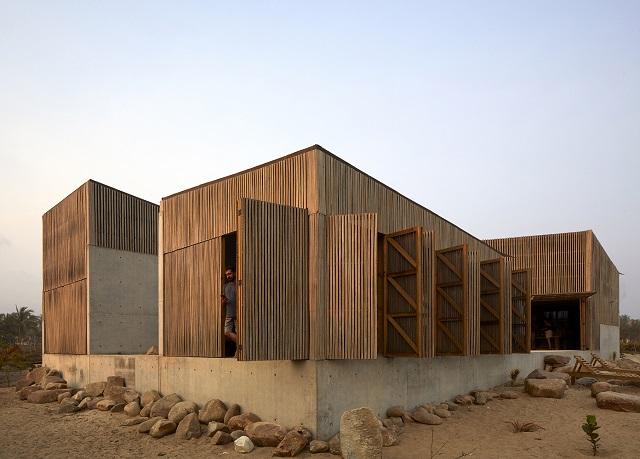 México: Casa Naila - BAAQ' Arquitectura