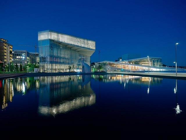 Noruega: Nueva biblioteca pública de Oslo - Lund Hagem Architects + Atelier Oslo