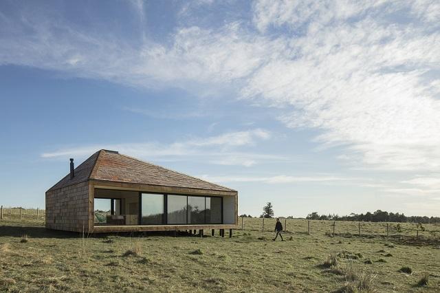 Chile: Casa Vodanovic - Duarte Fournies Arquitectos