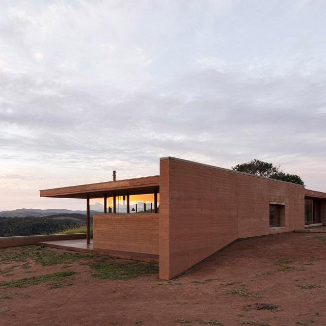 Brasil: Casa en Cunha - Arquipélago Arquitetos