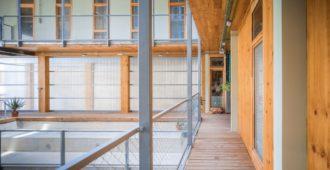 España: Cooperativa de vivienda La Borda, Barcelona - Lacol Arquitectura Cooperativa