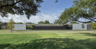 Estados Unidos : Menil Drawing Institute – Johnston Marklee