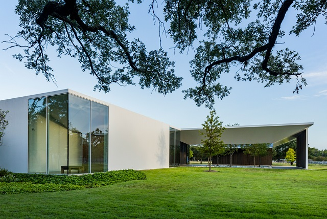 Estados Unidos > Menil Drawing Institute – Johnston Marklee