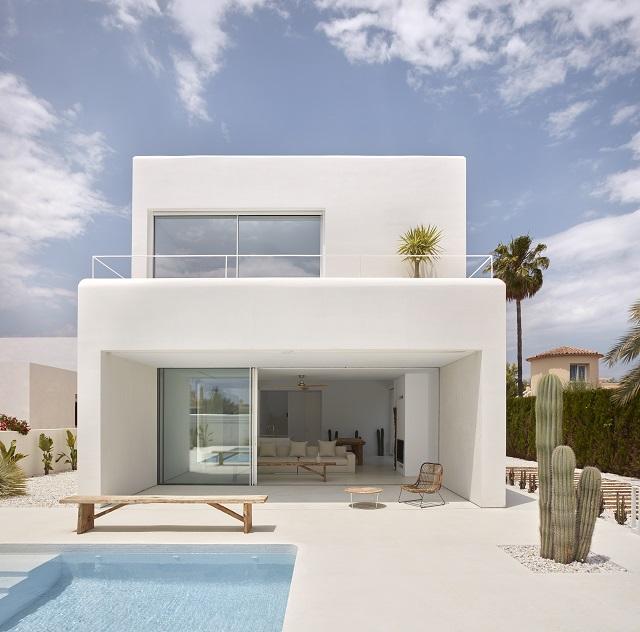 España: Casa Carmen – Carles Faus Borràs Arquitectura