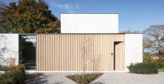 Bélgica: Casa Renm - Cas Architecten