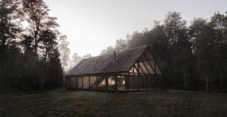 Chile: Casa Frutillar - Duarte Fournies Arquitectos