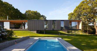 Inglaterra: Casa en la Isla de Wight - Ström Architects