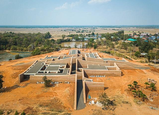 Tailandia: Museo del Elefante - Bangkok Project Studio