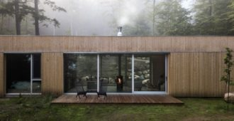 Canadá: Hinterhouse - Ménard Dworkind Architecture & Design