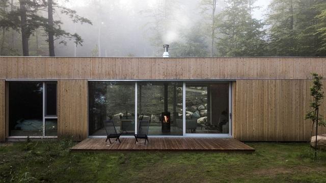 Canadá: Hinterhouse - Ménard Dworkind Architecture & Design