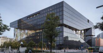 Alemania: Edificio Axel Springer, Berlín - OMA
